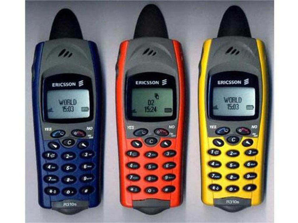 HP Ericsson Ini Leluhur Ponsel Badak