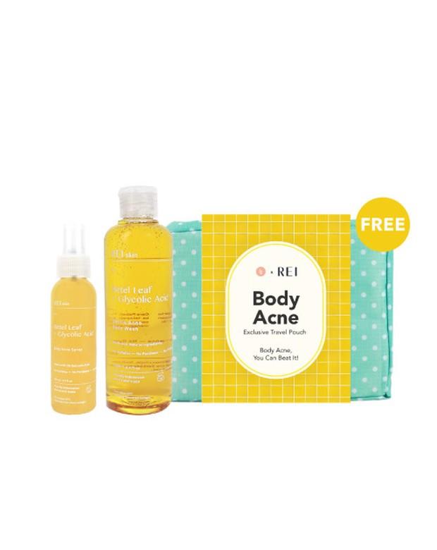 Essential Acne Body Care