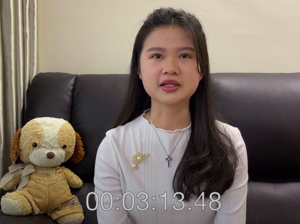 Felicia Tissue Bicara Kronologi Lengkap Putus dari Kaesang