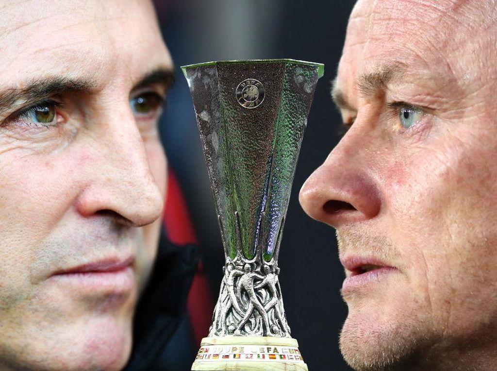 Villarreal Vs MU: Setan Merah Menantang Emery sang Raja Liga Europa