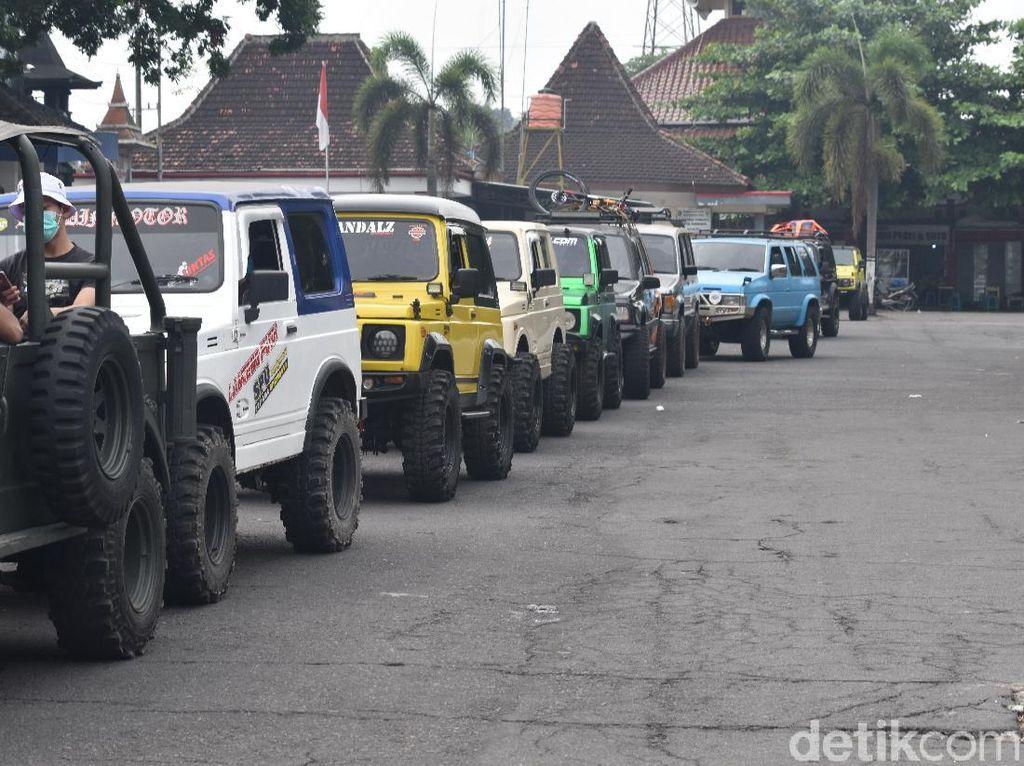 Kelud Jeep Adventure, yang Berjiwa Petualang Wajib Ikut Lur...