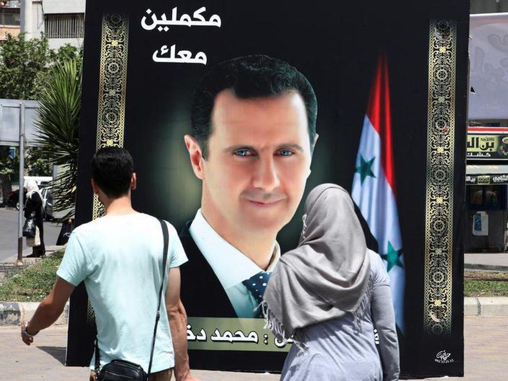 Suriah Menyambut Periode Keempat Assad