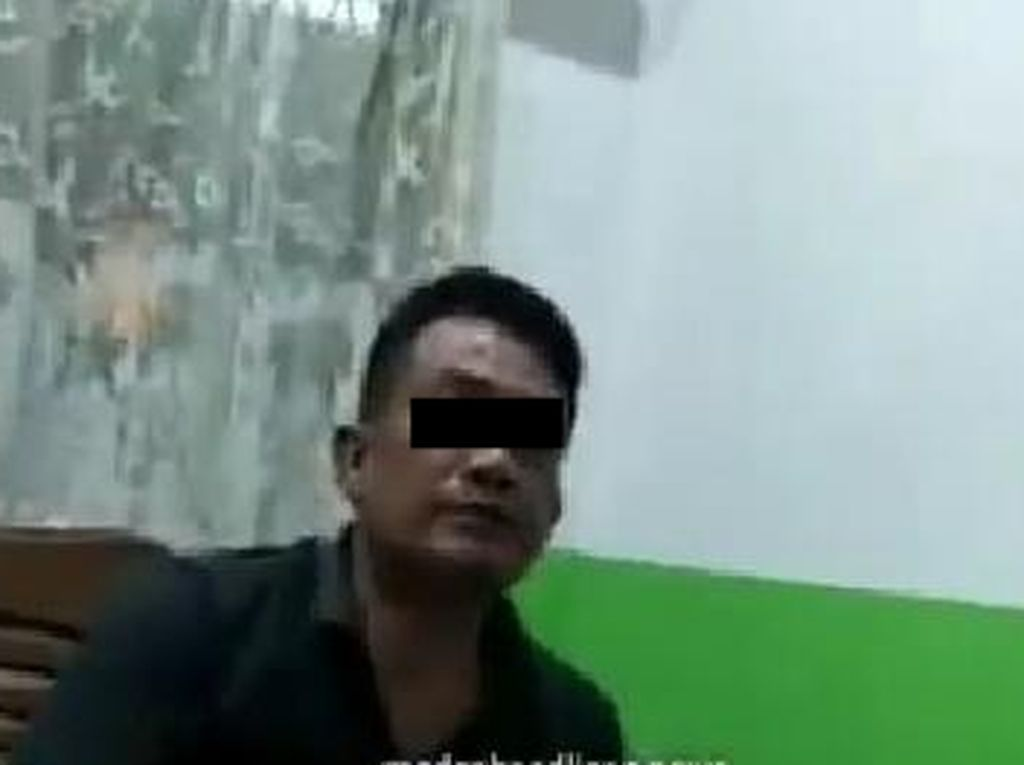 Cerita Warga Ribut dengan Oknum Polisi Bekingi Rentenir di Medan