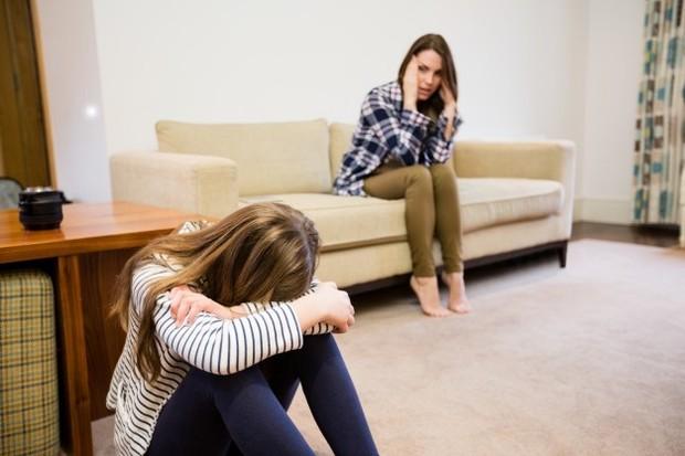 Orangtua biasanya ada yang memberikan hukuman fisik kepada anak.