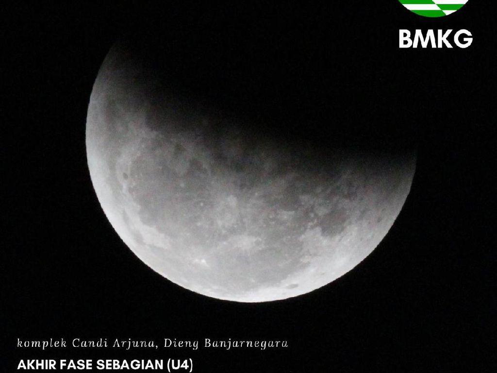 Rupa Gerhana Bulan dari Dieng, Nih