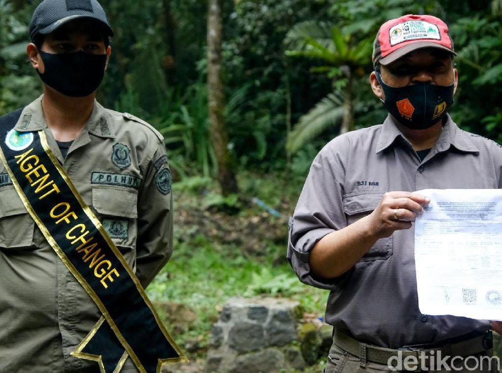 Aneka Kasus Unik Polhut Pencurian Satwa sampai Ritual Mistis