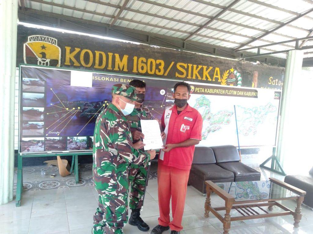 Viral Oknum TNI di NTT Pukul Petugas SPBU, Ini Penjelasannya