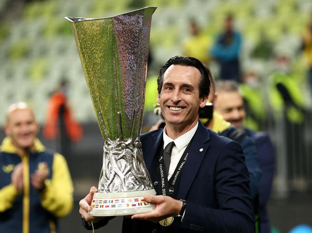 Unai Emery, Sang Raja Liga Europa