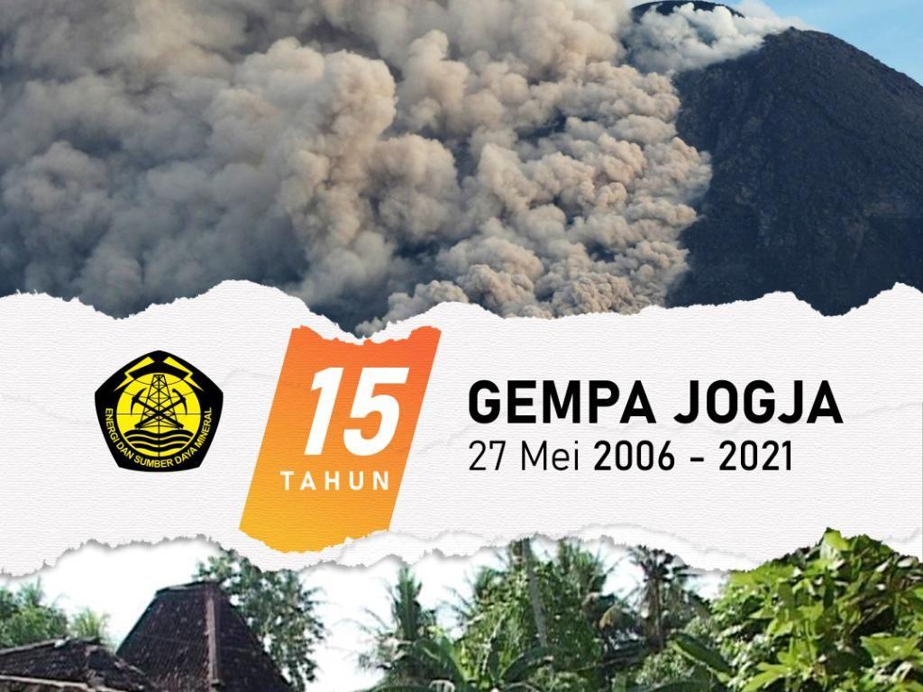15 Tahun Gempa Yogya, BPPTKG: Berpengaruh Besar pada Aktivitas Merapi
