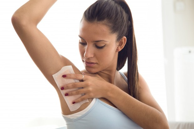 Armpit wax