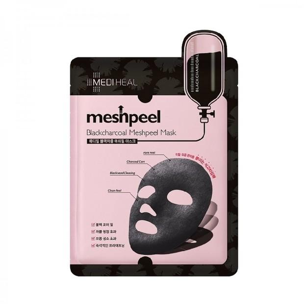 Blackcharcoal Meshpeel Mask