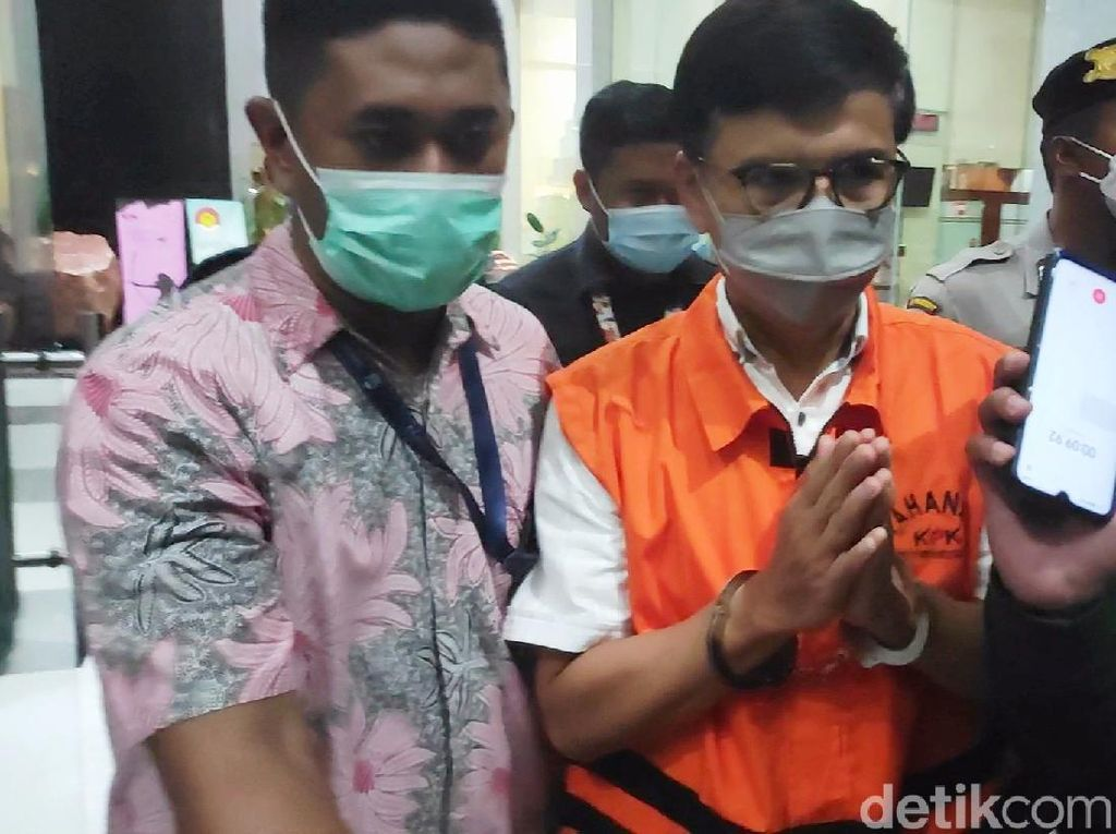 KPK Perpanjang Masa Penahanan Eks Dirut Sarana Jaya Selama 30 Hari