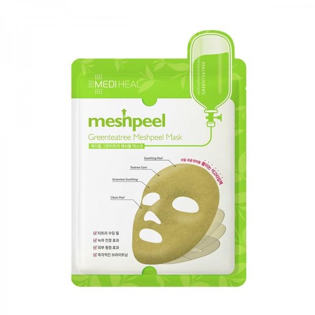 Greenteatree Meshpeel Mask