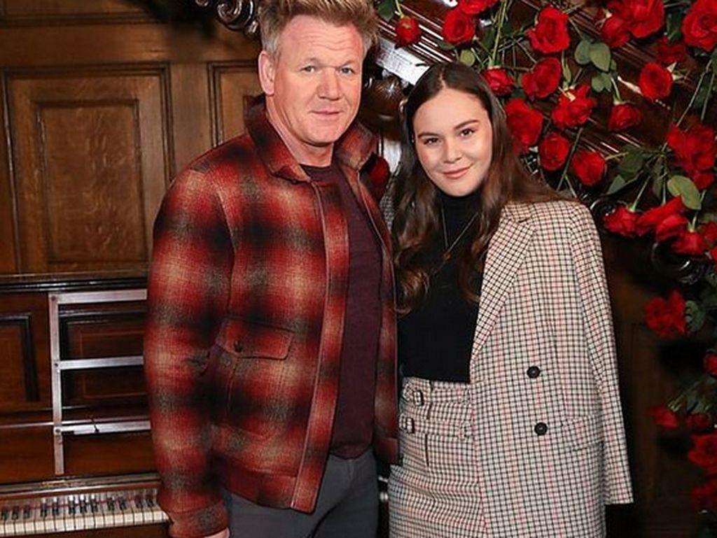 Putri Cantik Gordon Ramsay Alami Pelecehan Seksual, Depresi hingga Masuk RSJ