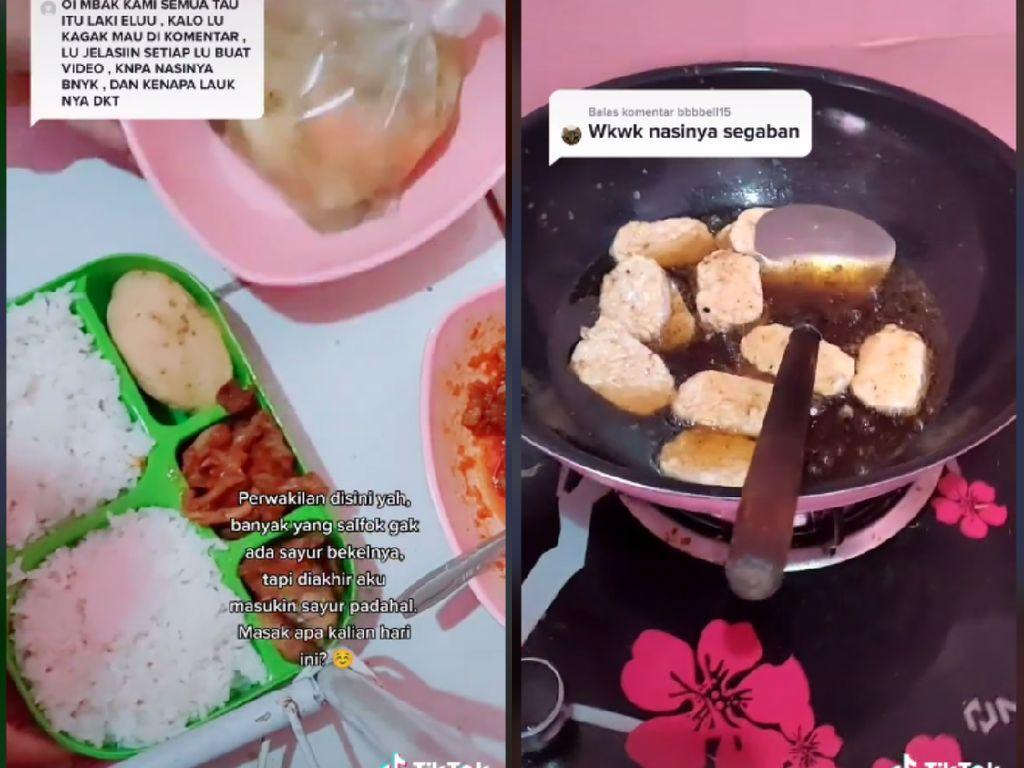 Kisah Istri Selalu Bekali Makan Suami saat Ngojek Ini Bikin Baper