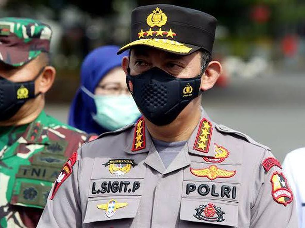 Ke Papua, Kapolri Pastikan Keamanan Jelang PON dan Peparnas 2021