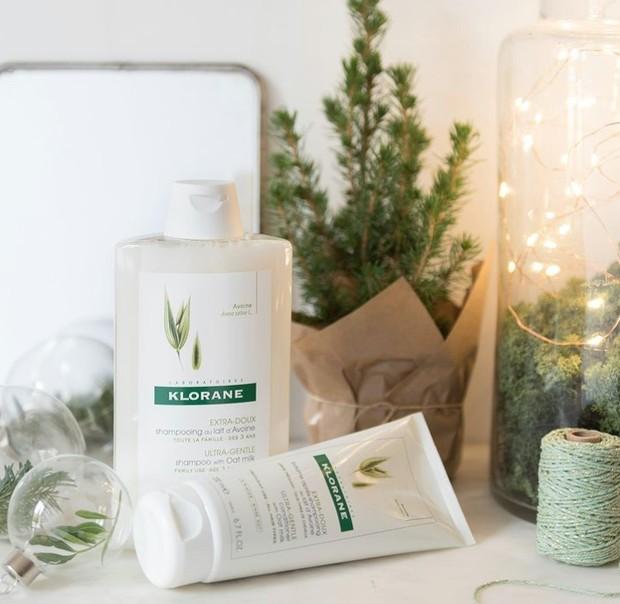 Klorane Ultra-Gentle Conditioner with Oat Milk