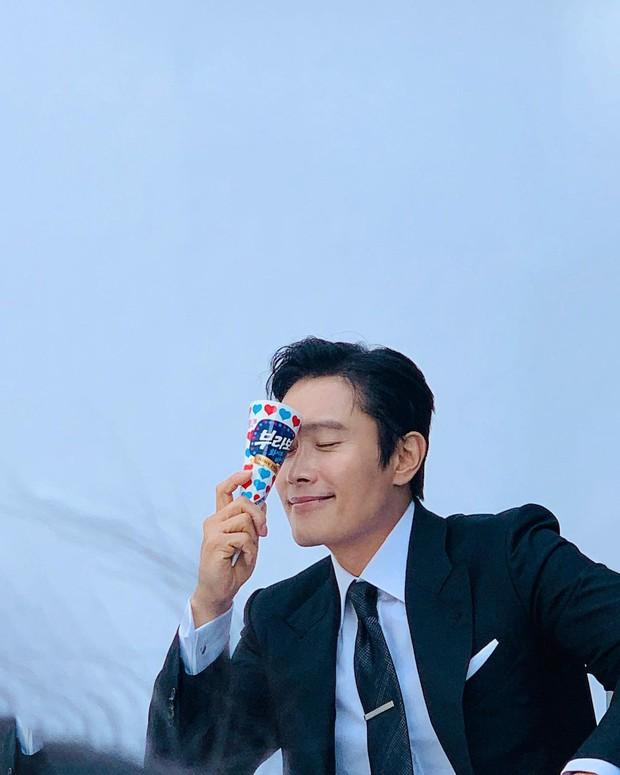 Lee Byung Hun/Sumber:instagram.com/byunghun0712