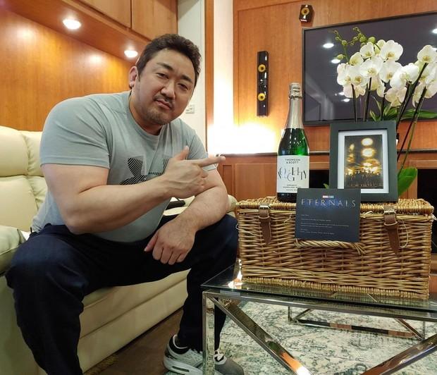 Ma Deong Seok/Sumber: instagram.com/madongseok_
