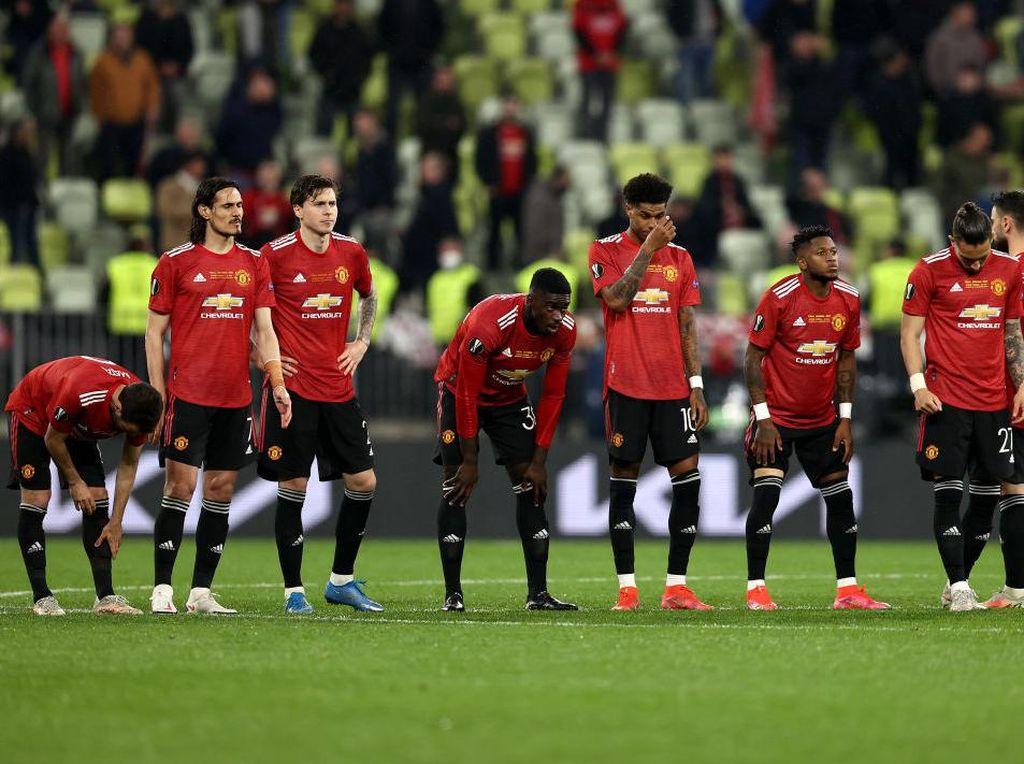 Final Liga Europa: Sunyi Senyap di Ruang Ganti MU