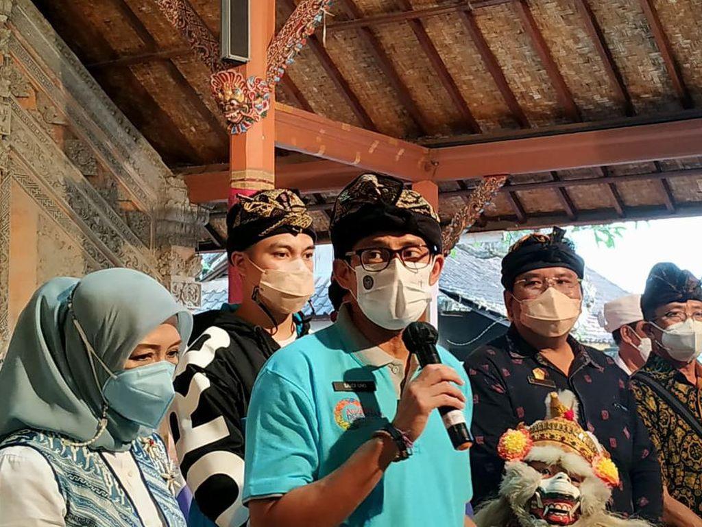 Travel Bubble Bakal Dimulai Kuartal III, Bali Jadi Proyek Percontohan