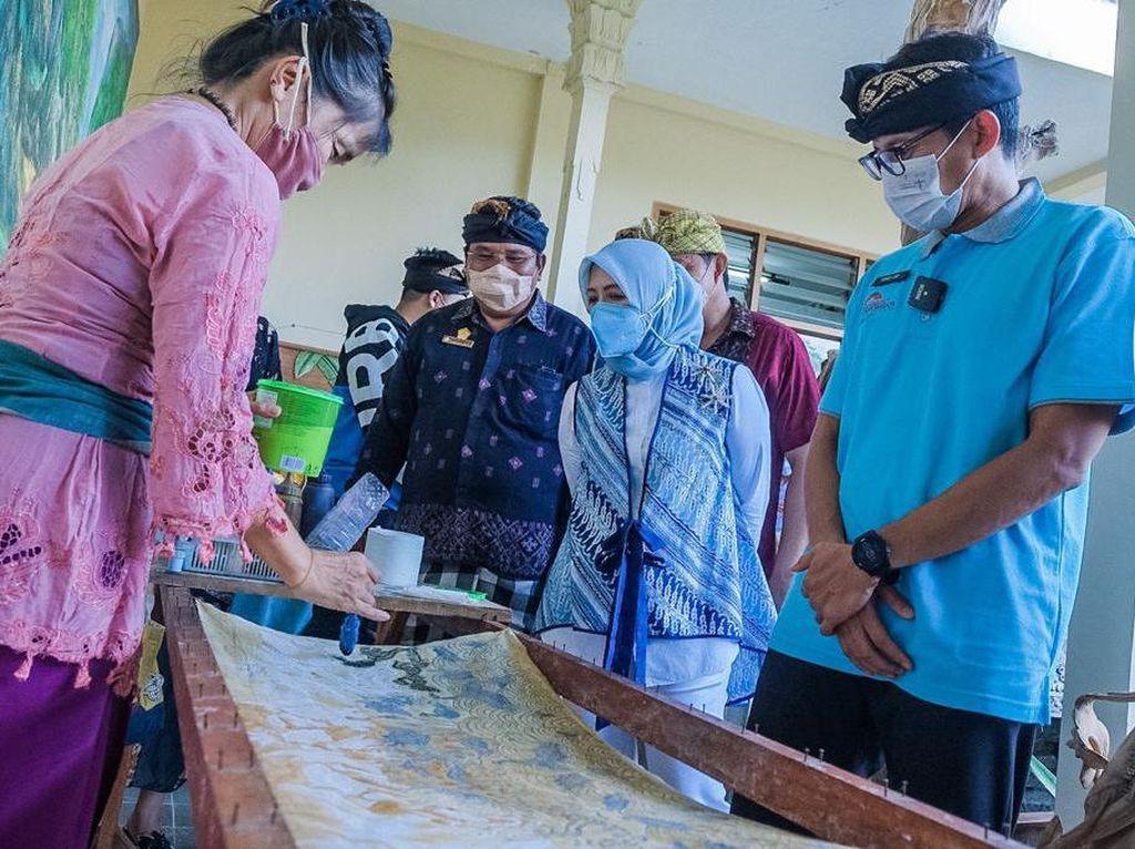 Gelar Anugerah Desa Wisata, Sandiaga Targetkan 500 Peserta
