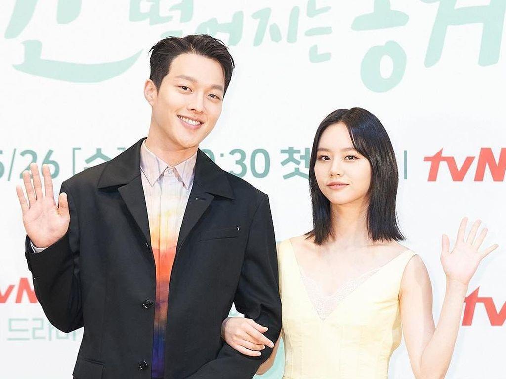 Jang Ki Yong-Hyeri yang Makin Akrab Berkat My Roommate is a Gumiho