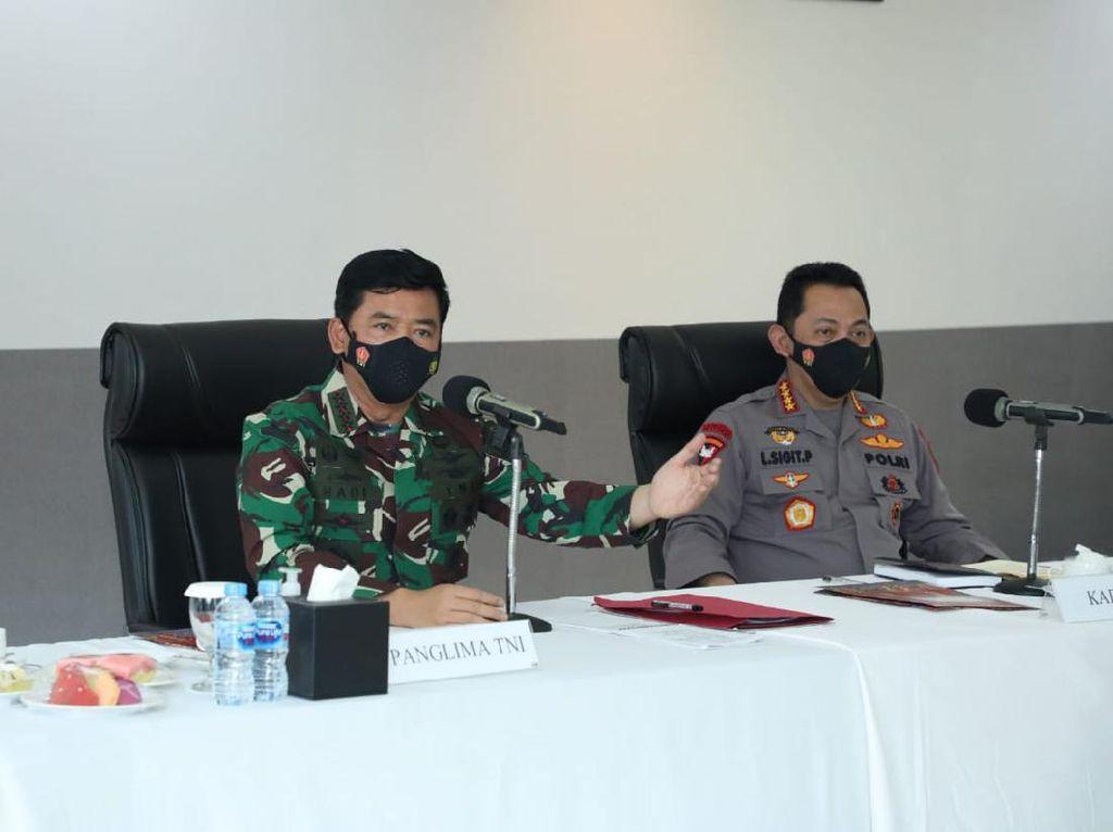 Panglima TNI: PON di Papua Bisa Terwujud dengan Stabilitas Keamanan