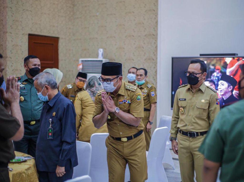 Jokowi Beri Arahan Tangani COVID-19, Bima Arya: Minta Kesembuhan Naik
