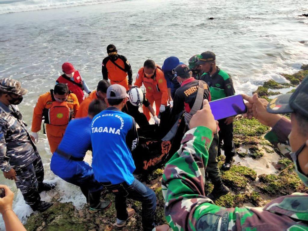 Satu dari Dua Mahasiswa yang Hilang di Pantai Batu Bengkung Ditemukan Tewas