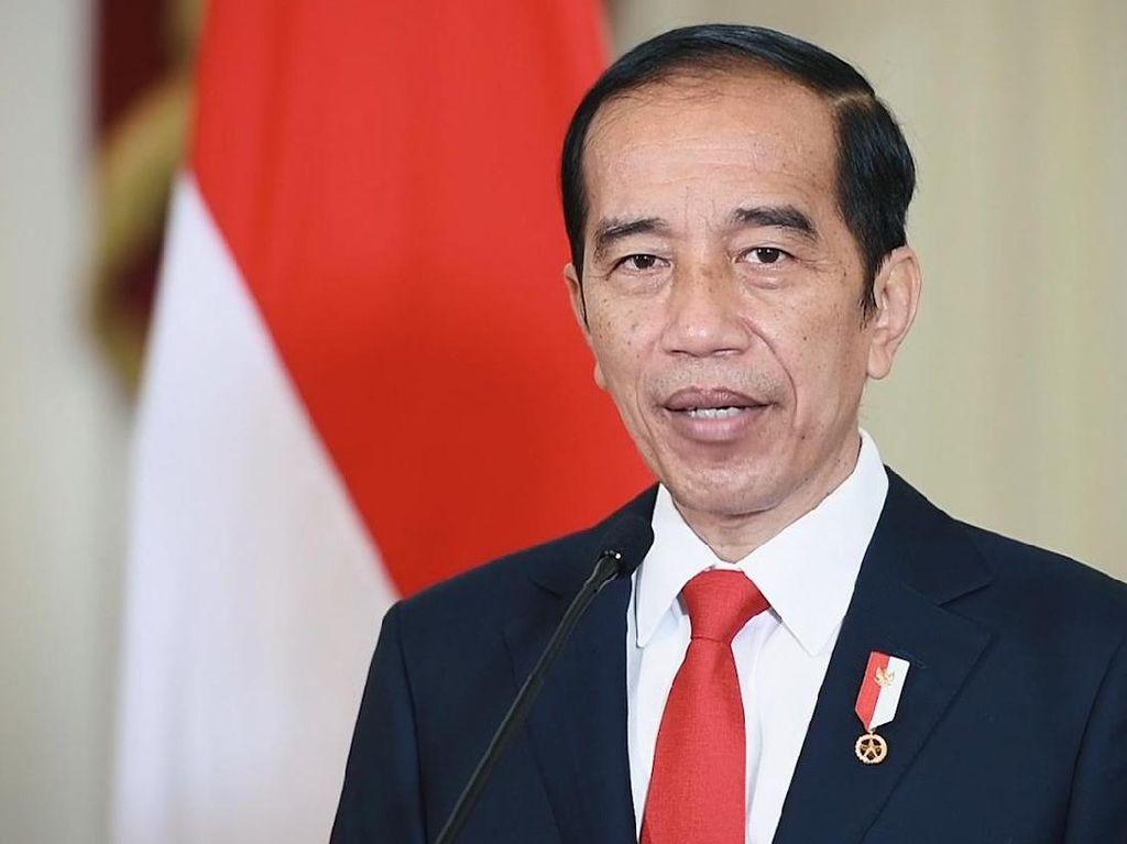 Jokowi Teken Perpres 47/2021, Atur Posisi Wamen PAN-RB