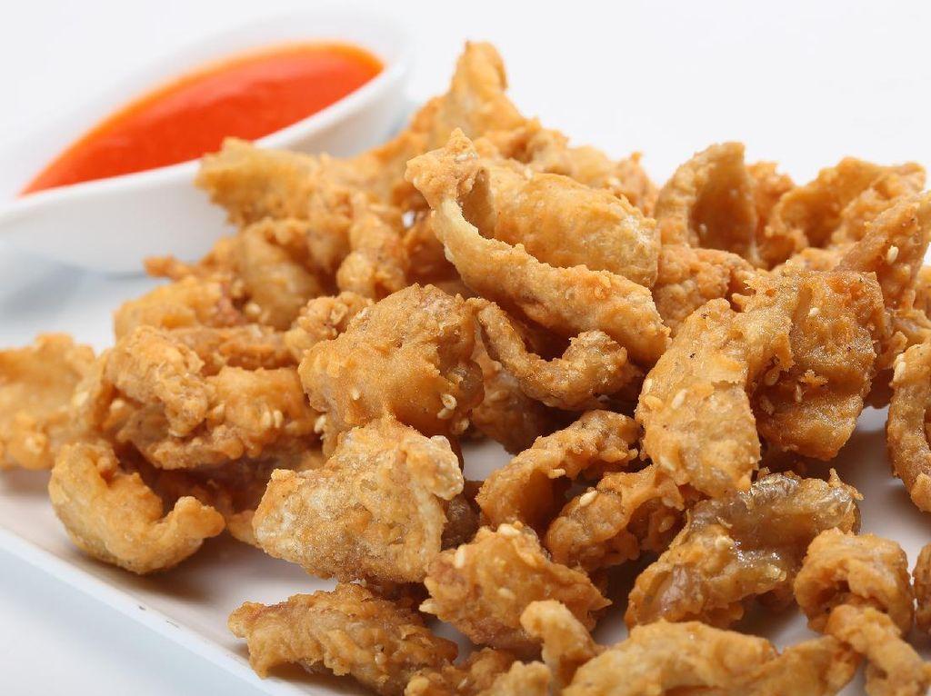Resep Kulit Ayam Crispy yang Renyah Gurihnya Nagih