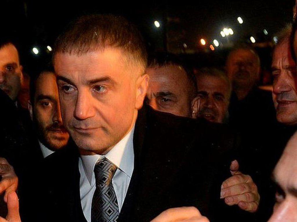 Geger Bos Mafia Umbar Tudingan Skandal Pemerintah Turki