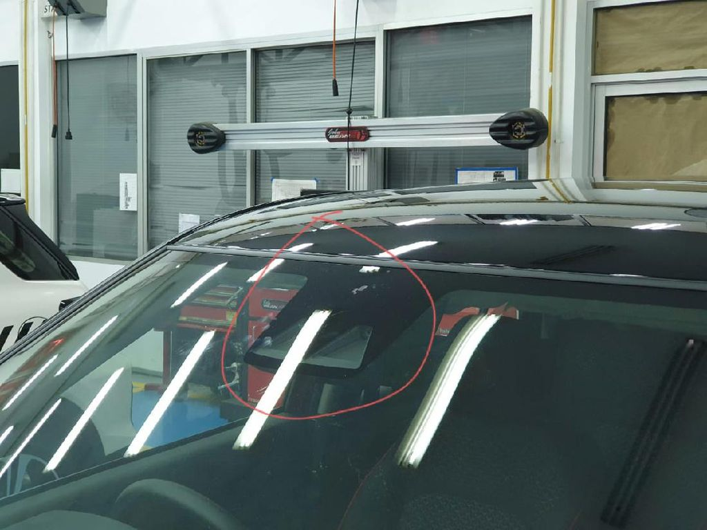 Sensor Canggih Daihatsu Rocky di Kaca Depan, Gimana Kalau Tertutup Kotoran?