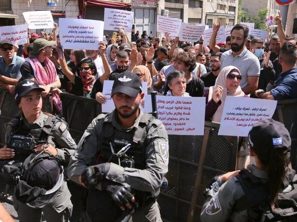 Rawan Konflik, Israel Tunda Sidang Penggusuran Warga Palestina