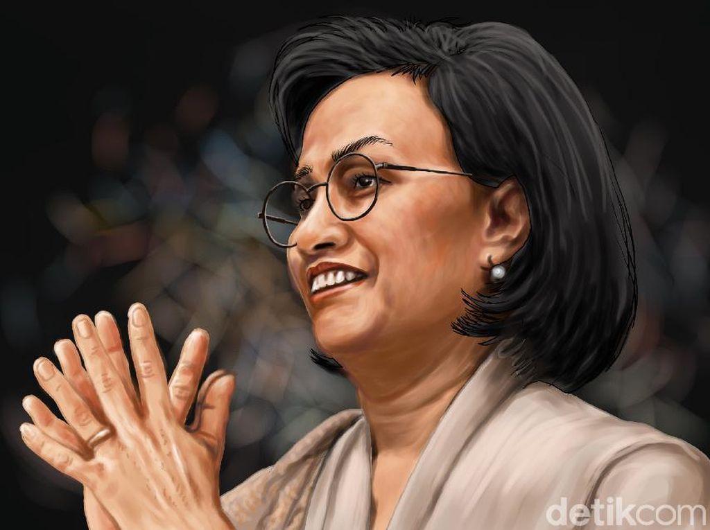 Sri Mulyani Kembali Sabet Gelar Penghargaan Internasional