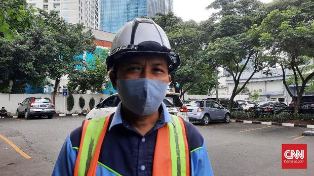 Ali, Cleaning service di Jakarta Selatan
