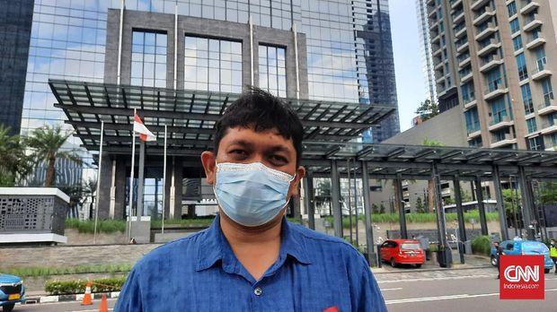 Muhammad Rizki, Pegawai Swasta di SCBD, Jakarta Selatan