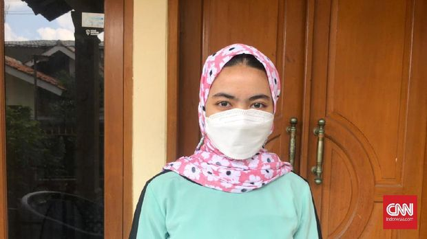Fariska Cinta Priandini, Mahasiswa Universitas Indonesia.