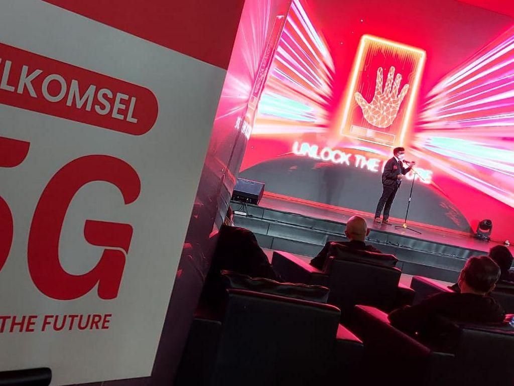 Daftar Lengkap Lokasi Perdana 5G Telkomsel