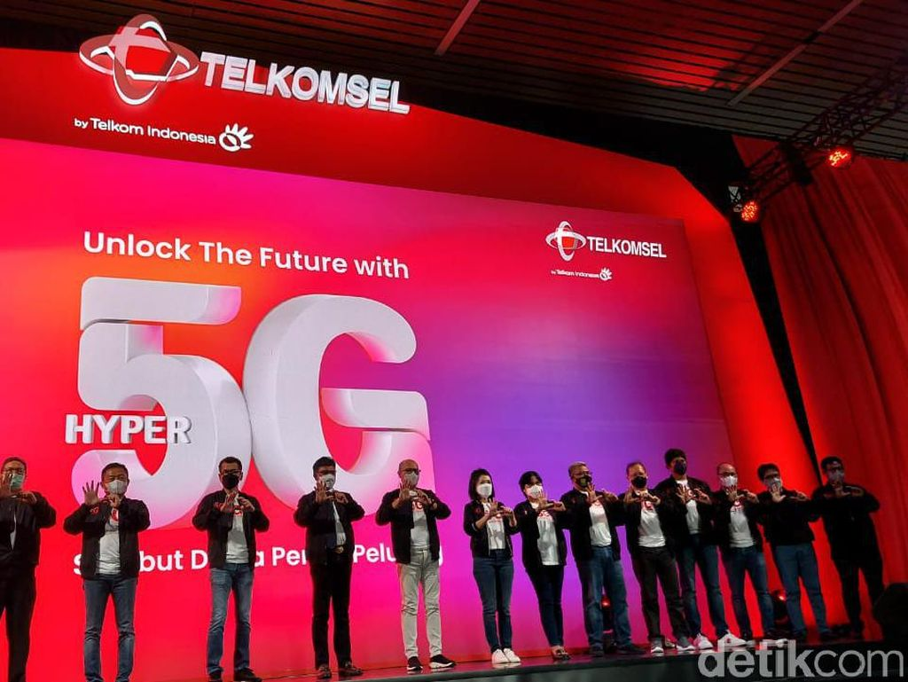 Layanan 5G Komersial, Menkominfo: Hari Bersejarah!
