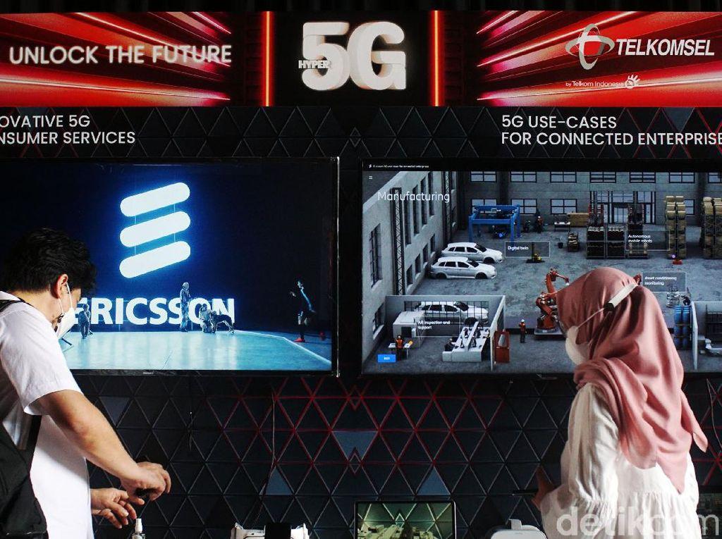 6 Kawasan Elit untuk Nikmati 5G, Ada Kompleks Menteri