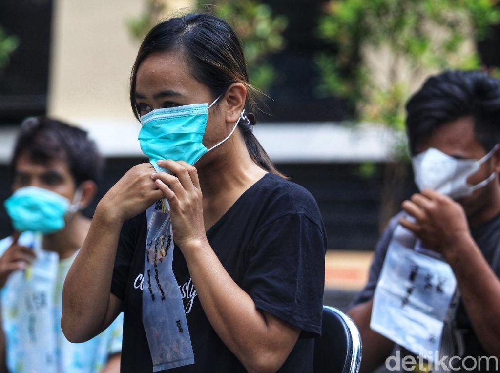 Tes Genose C19 Sasar Warga di Kelurahan Sudimara Barat Tangerang
