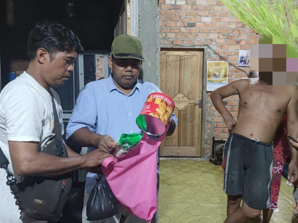 Tim Paslon Diduga Bagi Sembako Jelang PSU Pilgub Jambi, Bawaslu Turun Tangan