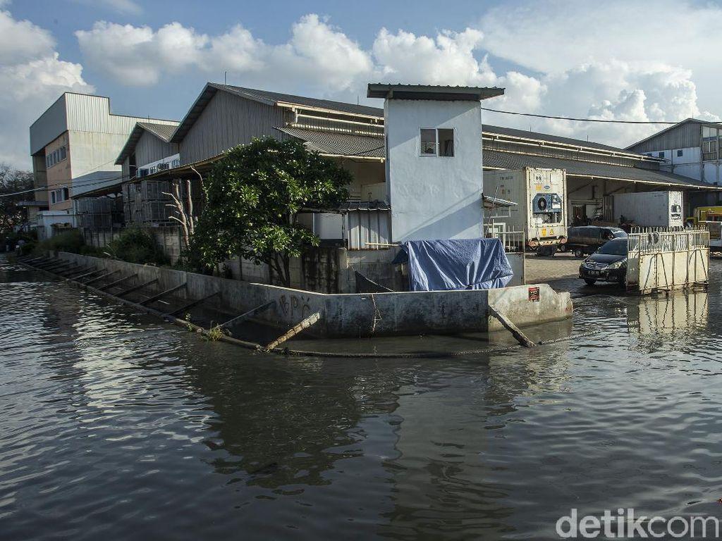 Ini Penyebab Permukaan Tanah Jakarta Semakin Turun