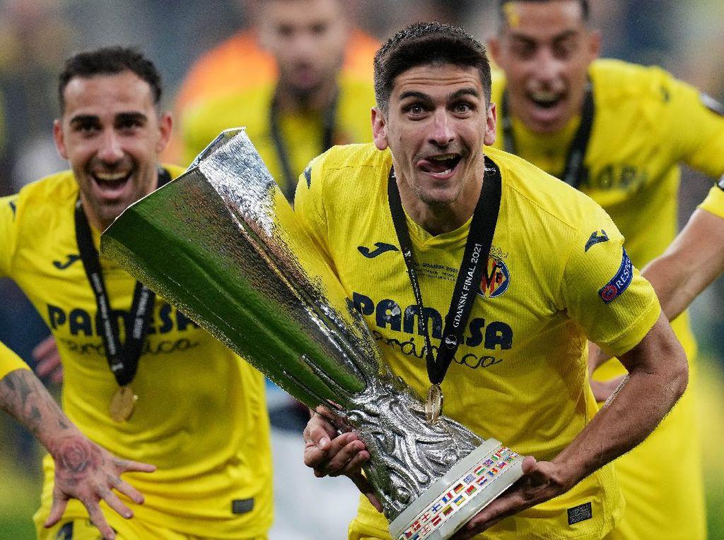 Top! Villarreal Tak Terkalahkan di Liga Europa 2020/2021