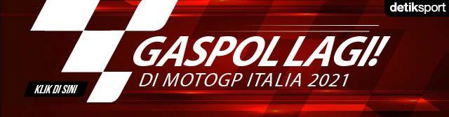Banner MotoGP Italia 2021