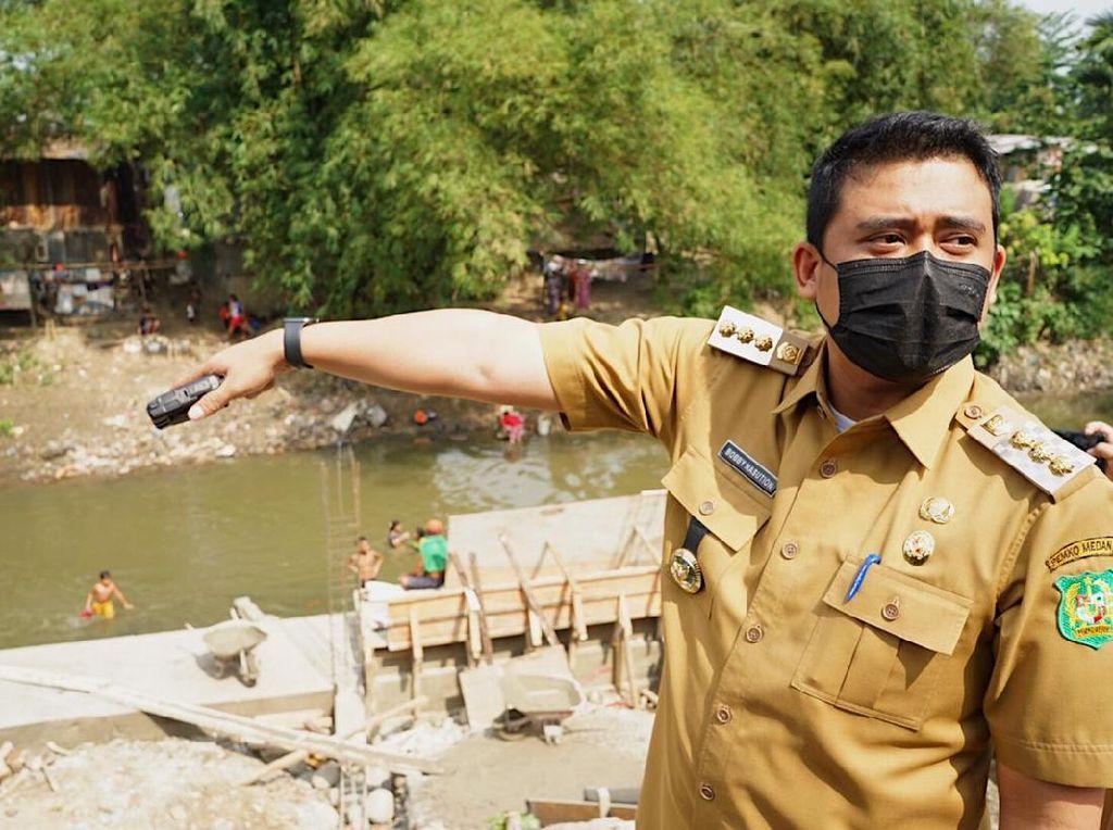 Normalisasi Sungai Babura & Bedera, Pemkot Medan Alokasikan Rp 25 M