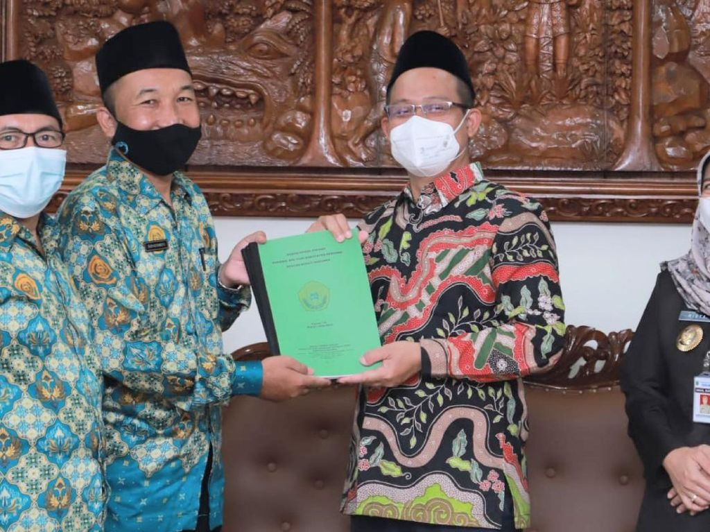 Insentif Ribuan Guru Madrasah di Kebumen Dipastikan Cair Tahun Depan