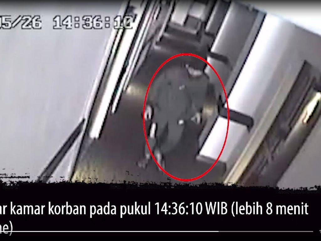 Pembunuh Wanita di Hotel di Menteng Ditangkap!